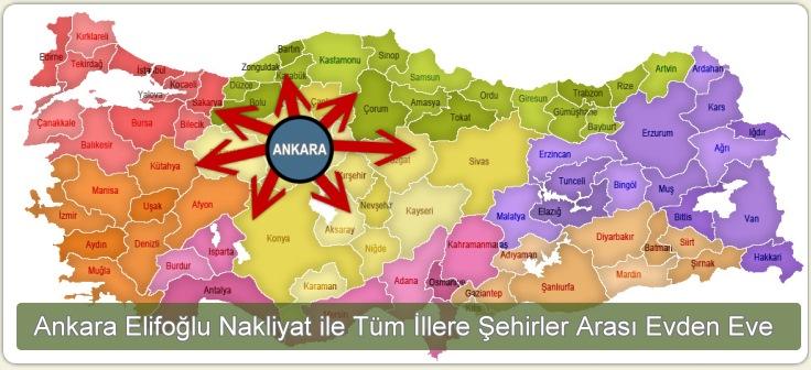 Ankara Şehirler Arası Nakliyat