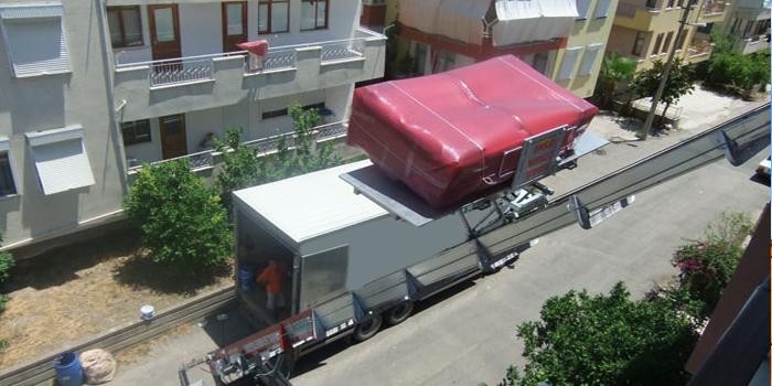 Ankara Asansörlü Taşımacılık