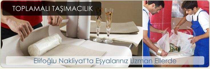 Toplamalı Evden Eve Nakliyat Ankara
